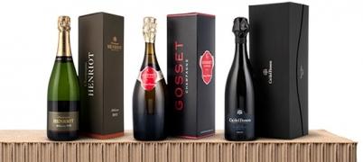 Confezioni Regalo Champagne Natalizi Aziendali Online