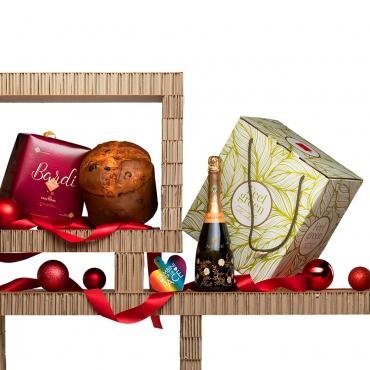 Panettone Bardi Settecinquanta / chilo & Gourmet Italian Food Gift Baskets