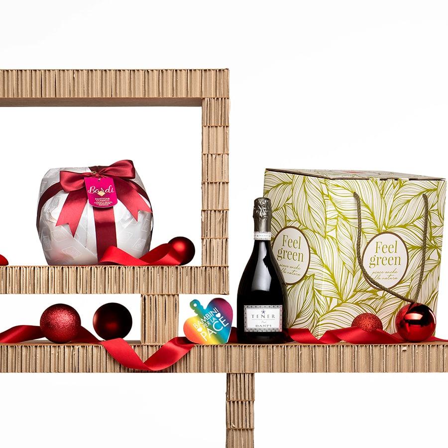 Panettone Bardi & Gourmet Italian Food Gift Baskets: Doni Dolci