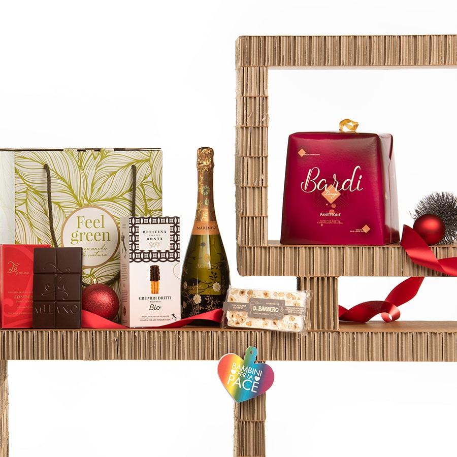 Panettone Bardi & Gourmet Italian Food Gift Baskets: Specialità