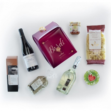 Panettone Bardi & Gourmet Italian Food Gift Baskets: Specialità