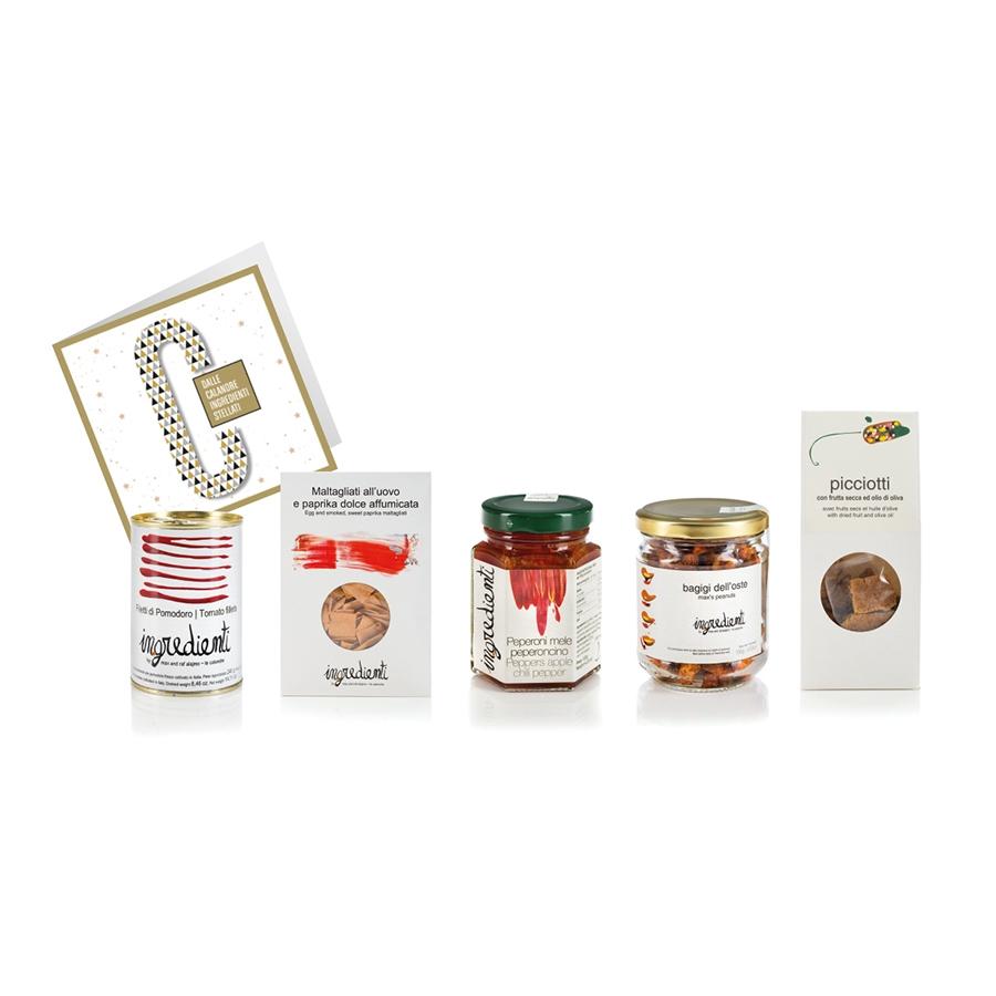 Italian Food Gift Basket: Dolce Shopper