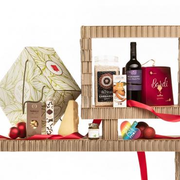 Panettone Bardi & Gourmet Italian Food Gift Baskets: Gusti Antichi