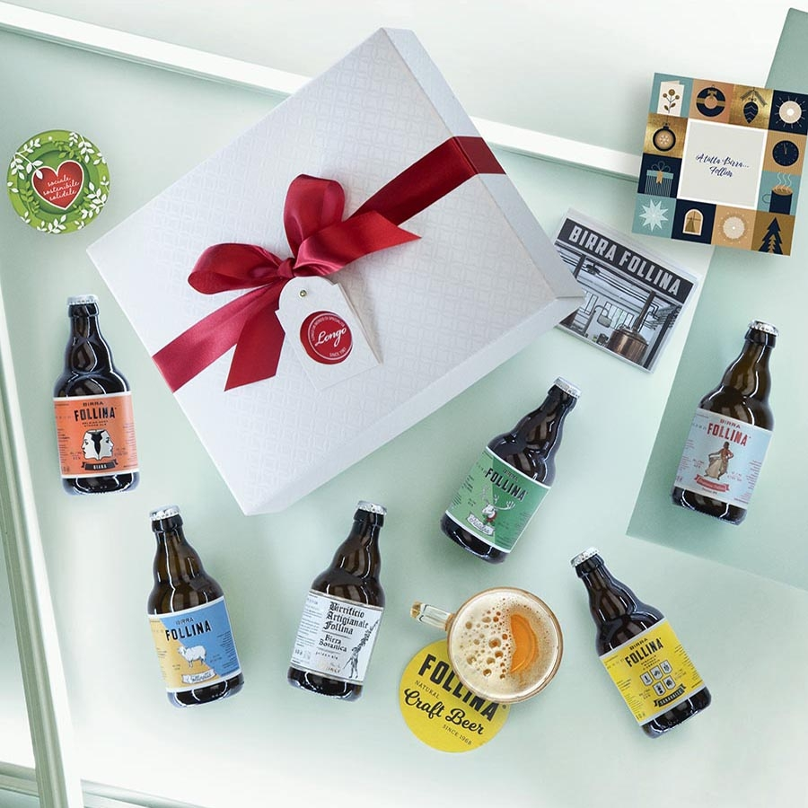 Birre Follina - Christmas gift boxes
