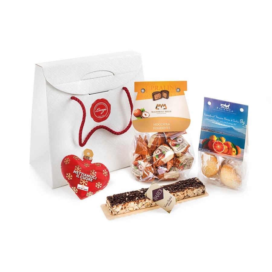 Italian Food Gift Basket: Tre Opere