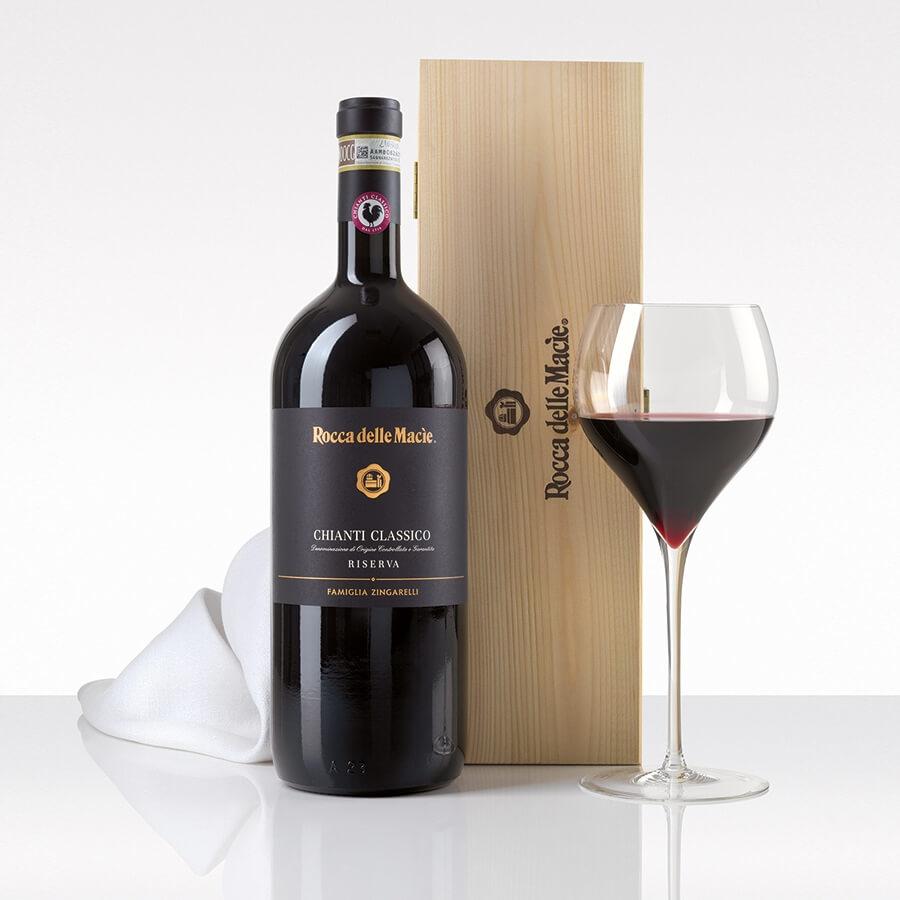 Magnum Bottles Wine Champagne Gifts: Taurasi Docg 2010