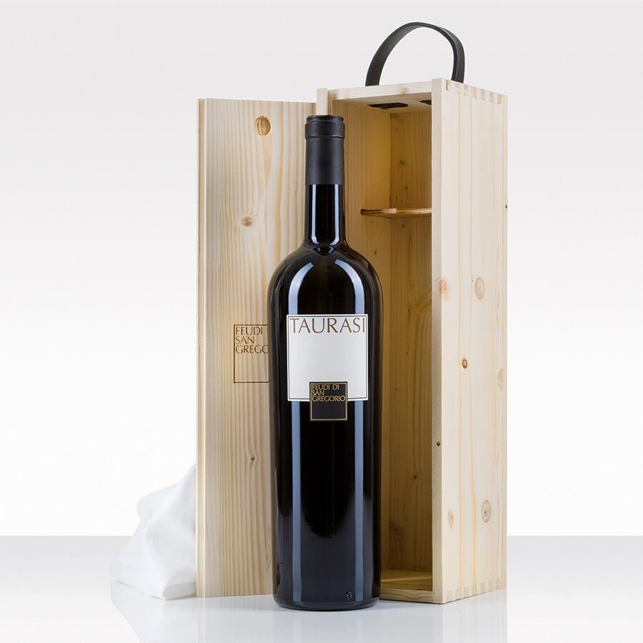"""Confezioni Regalo Bottiglie Magnum:Morellino di Scansano Docg Riserva 2011 """"poggio al leone"""""""