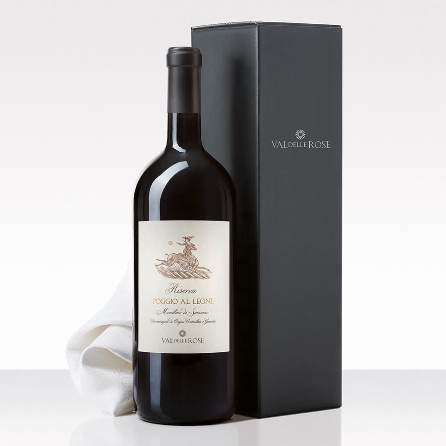 "Magnum Bottles Wine Champagne Gifts: Oltrepo Pavese Pinot Nero DOC 2011 ""Noir"" Folon"