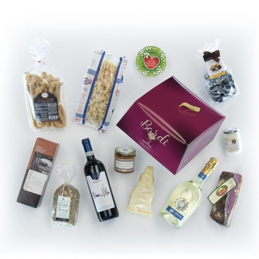 Regali Food Panettone Bardi: Terra Nostra