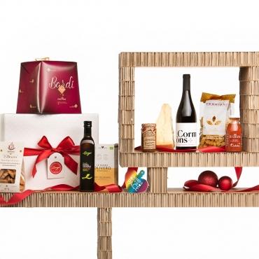 Grocery gift hamper - Itinerari