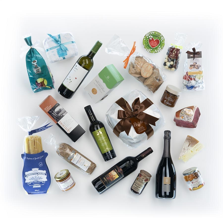 Gift boxes food products Convivio   Longo Specialty