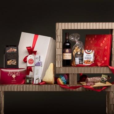Panettone Bardi & Gourmet Italian Food Gift Baskets: Di regione in regione