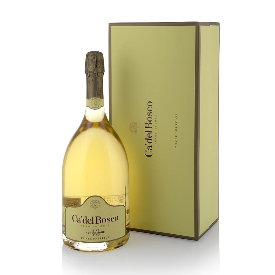 Confezioni Regalo Bottiglie Magnum: Franciacorta Cuvée Prestige