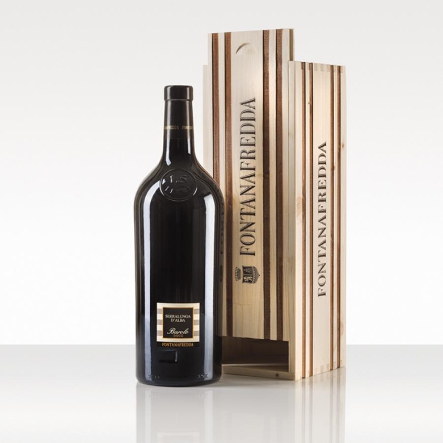 Confezioni Regalo Bottiglie Magnum: Barolo Docg 2014 Serralunga d'Alba