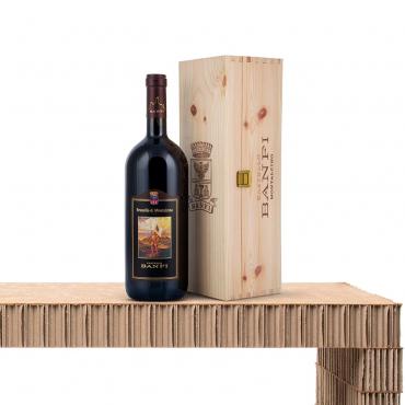 Confezioni Regalo Bottiglie Magnum: Brunello di Montalcino Docg 2013
