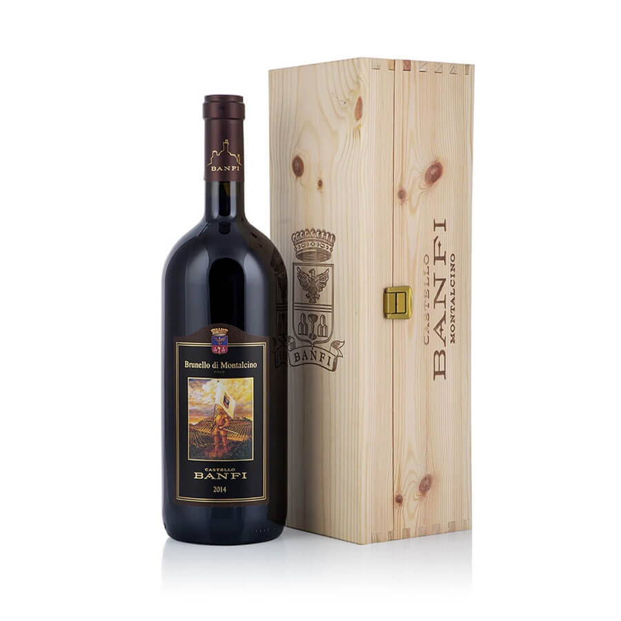 Brunello di Montalcino DOCG 2016 Castello Banfi Magnum cl 150