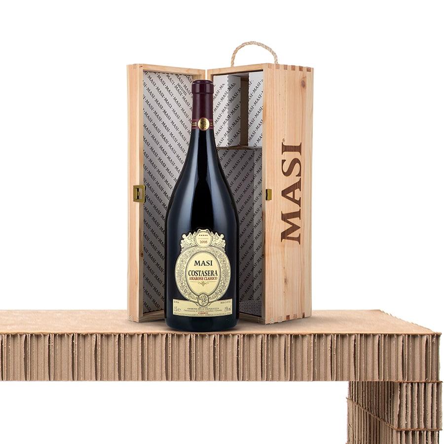 Confezioni Regalo Bottiglie Magnum: Amarone della valpolicella Classico Docg 2010 Costasera