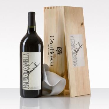 Magnum Bottles Wine Champagne Gifts: Maurizio Zanella 2013