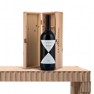 Magnum Bottles Wine Champagne Gifts: Magari 2013 Ca' Marcanda