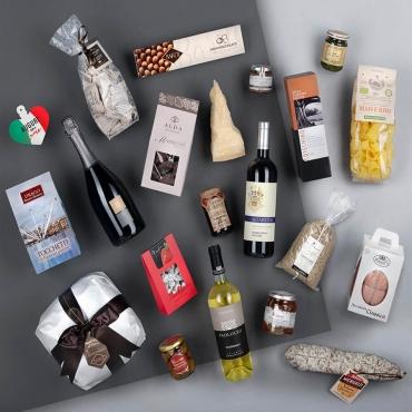 Panettone Bardi & Gourmet Italian Food Gift Baskets: Trionfo di Gusti