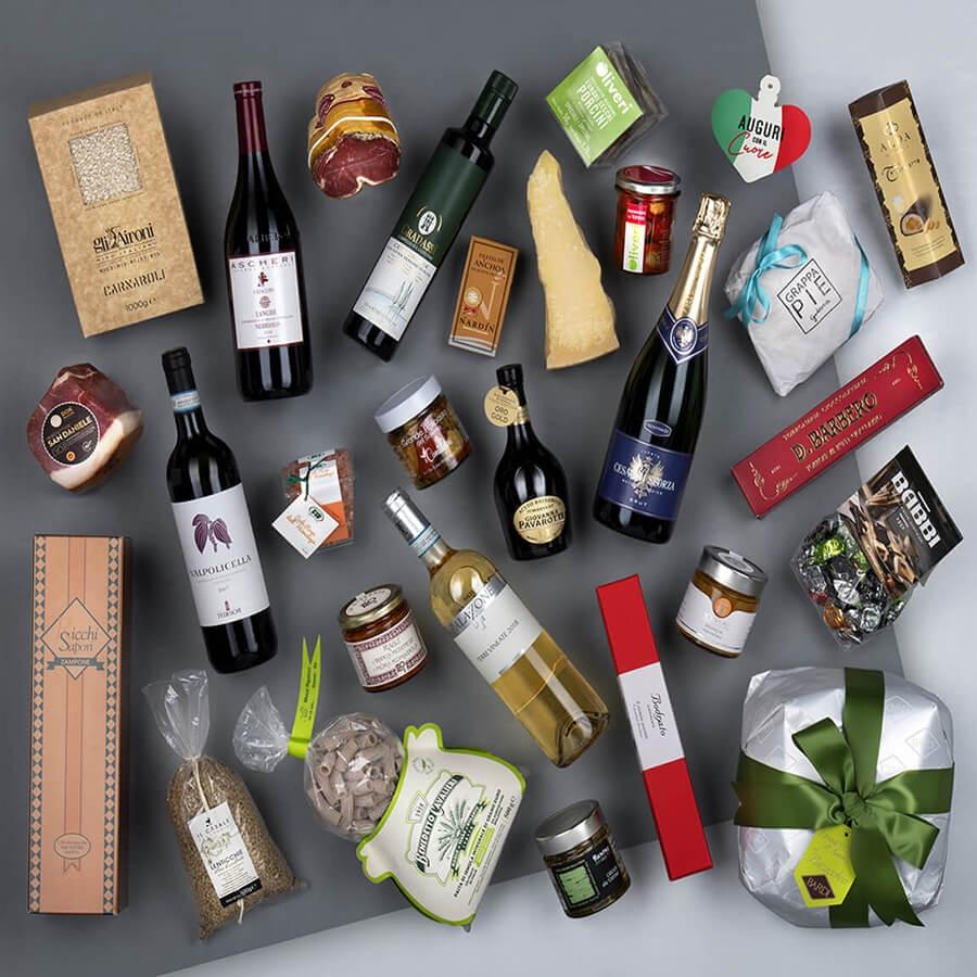 Panettone Bardi & Gourmet Italian Food Gift Baskets: Uno sguardo oltre il Confine