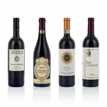 Italian Wine Gift Baskets: Orgoglio Italiano