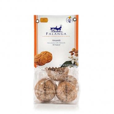 Falanga Amaretti with Sicilian almonds