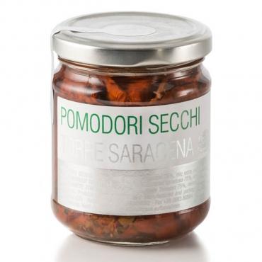 Pomodori Secchi in Olio Extravergine di Oliva Favella