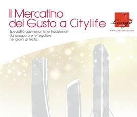 Il Mercatino del Gusto a Citylife