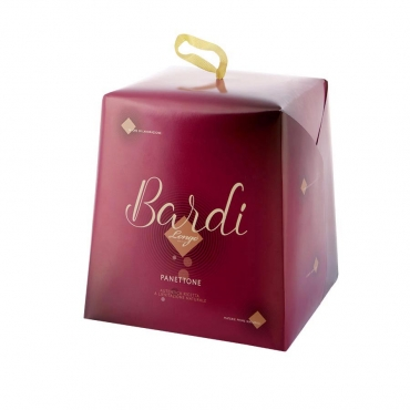 Pastry Bardi Panettone (Tall Kind) in a box - kg 1