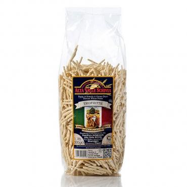 220 Pasta Trofie Genovesi Antico Pastificio Alta Valle Scrivia g 500