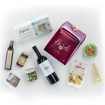 Panettone Bardi & Gourmet Italian Food Gift Baskets: Che Novità