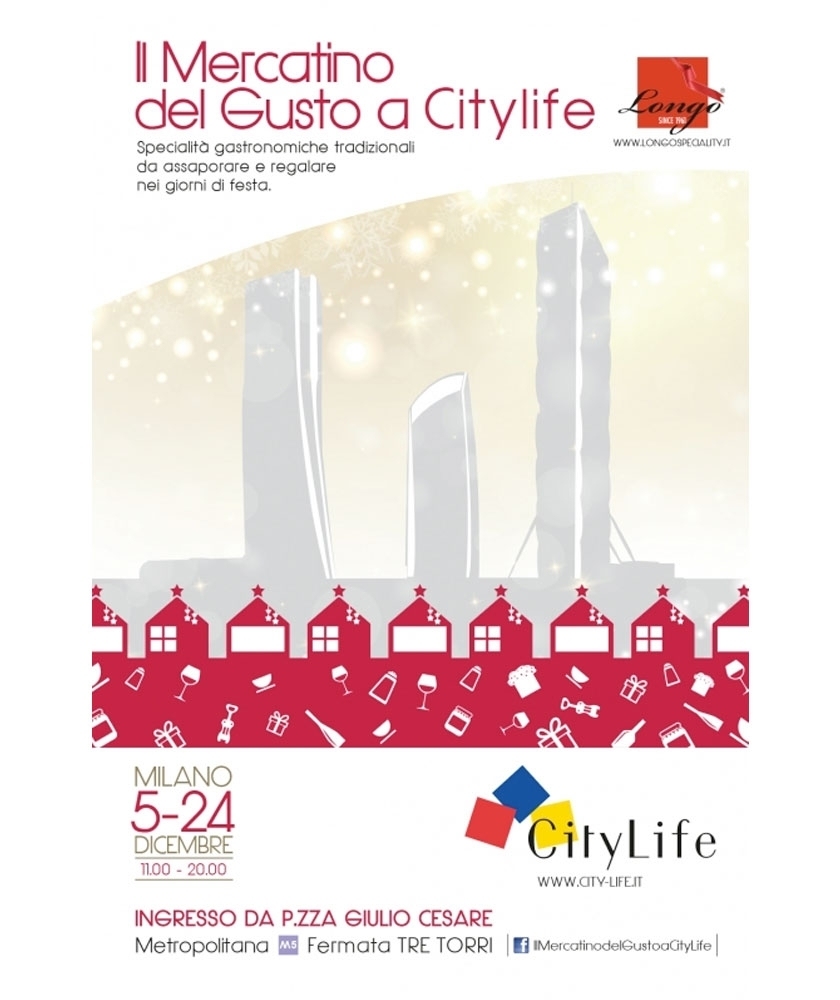 The Taste Market Longo at Citylife - Milan