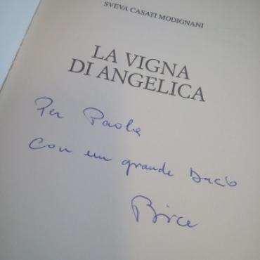 La Vigna Angelica - Dedica a Paola Longo