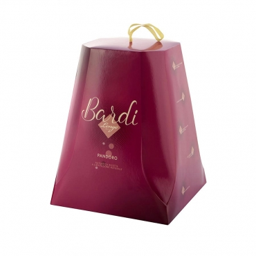 Pastry Bardi Pandoro in a box -  750 gr
