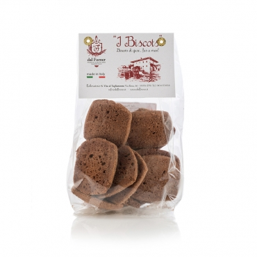 Frollini Artigianali al Cacao Dal Forner g 200