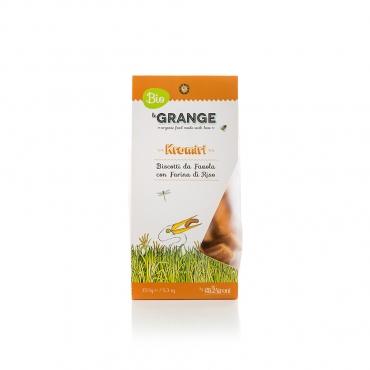 Krumiri Biologici Le Grange g 150