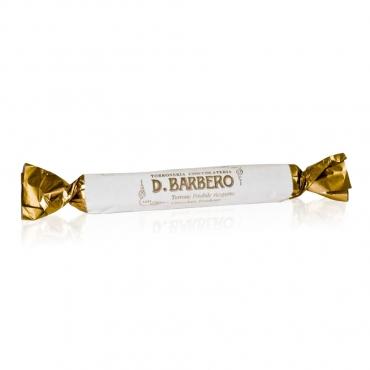 """Torrone """"Tripolino"""" Friabile con Nocciole Piemonte IGP Ricoperto di Cioccolato Fondente Barbero g 200"""