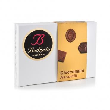 Scatola Cioccolatini Ripieni Assortiti g 150