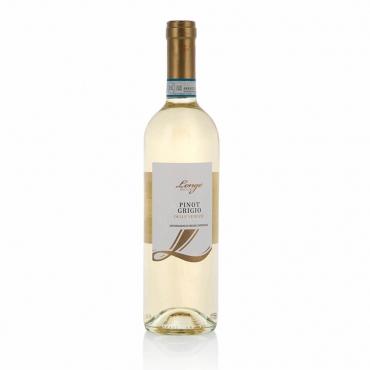 "Pinot Grigio delle Venezie IGT Longo ""Since 1961"" Due bottiglie da cl 75"