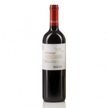 """Nero d'Avola """"Il Principe"""" DOP Cantine Rallo Due bottiglie cl 75"""
