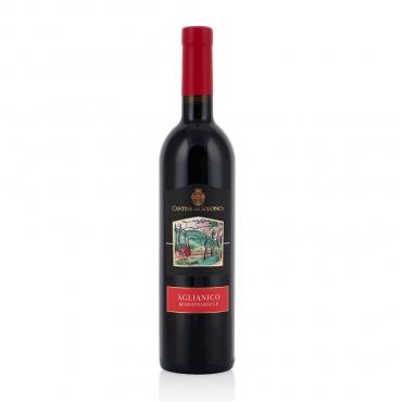 Aglianico Beneventano IGT Cantina di Solopaca Due bottiglie da cl 75