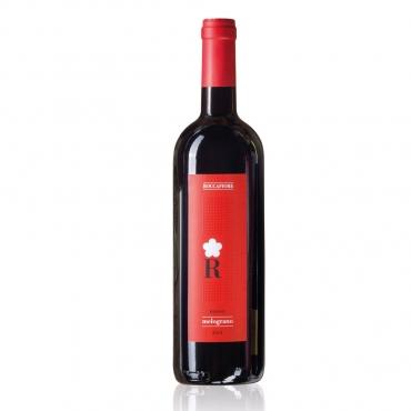"""Umbria Rosso IGT """"Melograno"""" Roccafiore Due bottiglie cl 75"""