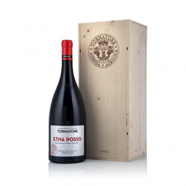 Etna Rosso DOC 2014 Tornatore Magnum cl 150