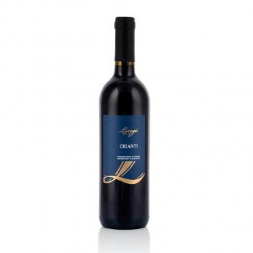 Chianti DOCG Longo Since 1961 Due bottiglie da cl 75