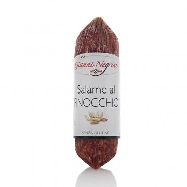 Salame al Finocchio Negrini g 125