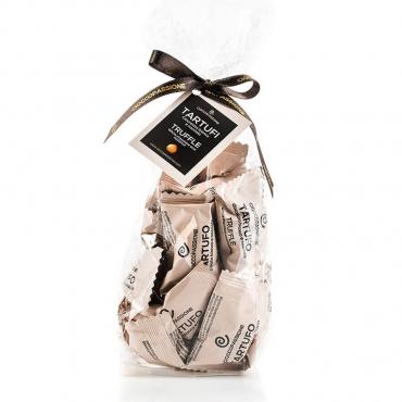 Tartufi al Cioccolato Bianco e Nocciola Cioccopassione g 200