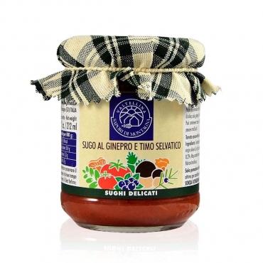 Sapori di Montagna Juniper And Wild-Thyme Tomato Sauce