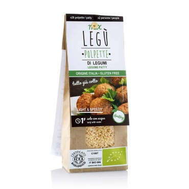 Legù - Organic ready mix with Italian legumes