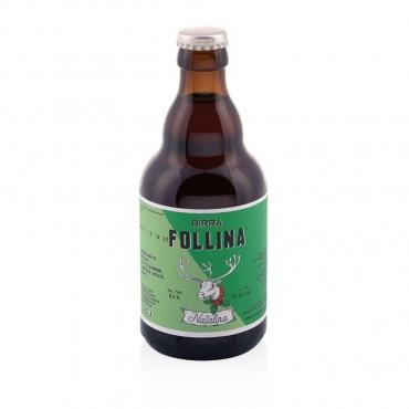 Birra Follina Natalina cl 33